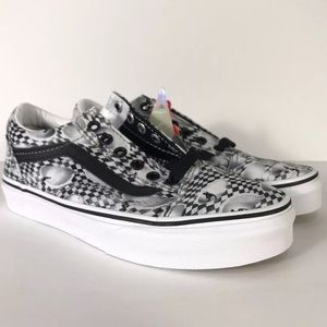 Vans Old Skool Molo Skate Check Sneakers